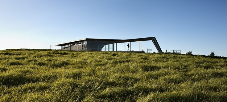 Visitor Centre for Equestrian and Mountain Biking